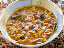 Cashew Nuts Curry in Tokyo